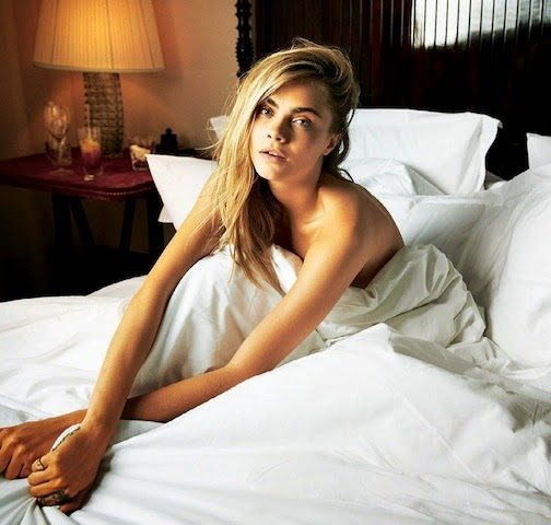 Cara Delevingne The Daily Telegraph