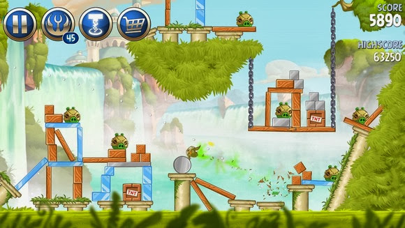 Angry Birds Star Wars 2 screen 2 Angry Birds Star Wars 2 v1.0 Cracked 3DM