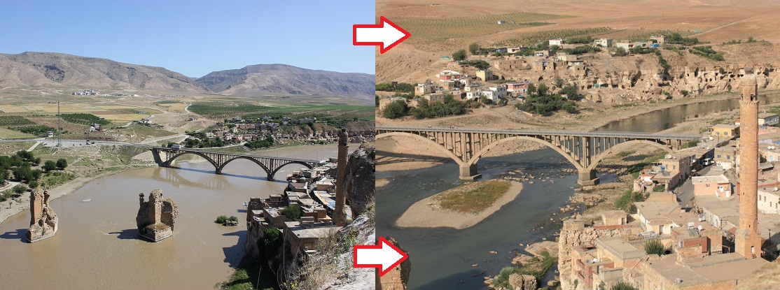 Euphrates River Drying Up A Watchman.: June 2015