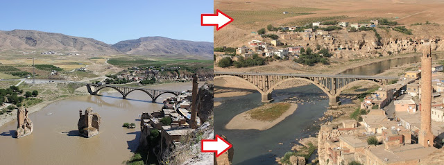 Euphrates River Drying Up A Watchman.: Endtime P...