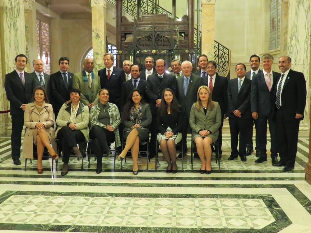 Cámara de Cuentas auditará la Organización Internacional de Entidades Fiscalizadoras
