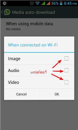 unselect-media-types-to-stop-automatic-download