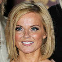 Picture of Spice Girl Geri Halliwell who struggled with an eating disorder