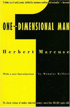 One-Dimensional Man (1964), by Herbert Marcuse
