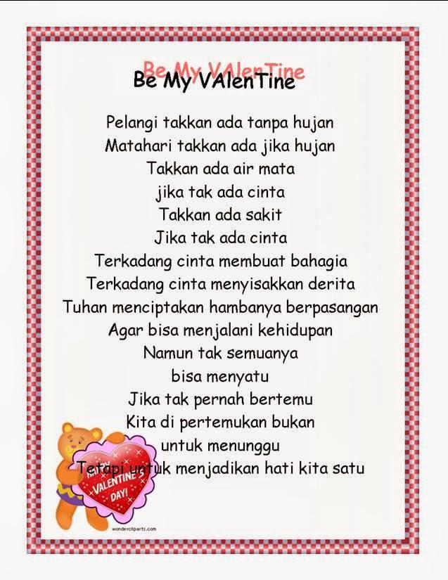 ucapan valentine day