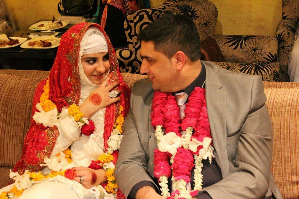 Pakistani Actress Wedding
