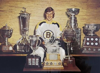 bobby orr awards bruins