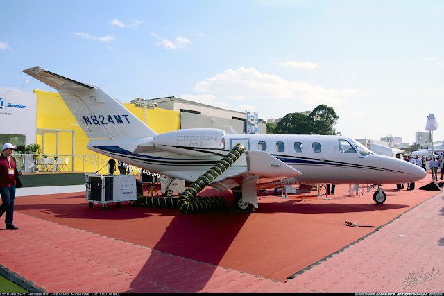 É MAIS QUE VOAR | Cessna M2 estará na LABACE 2015