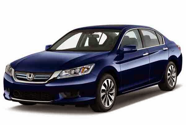 2015 Honda Accord Hybrid Canada Release Date