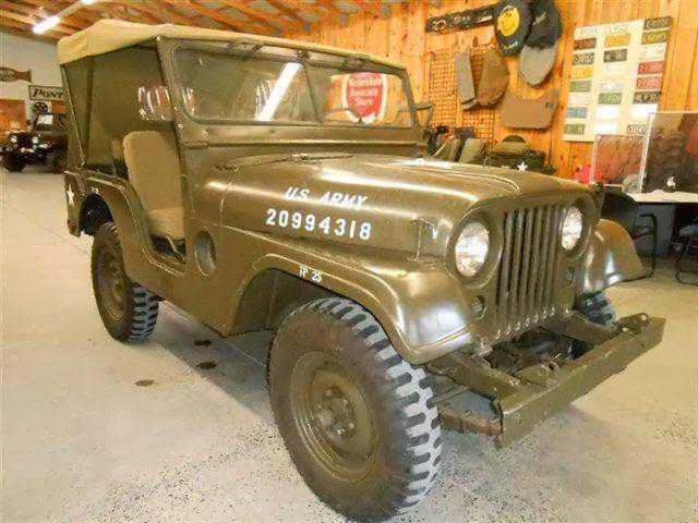 Jeep Hurricane Price In Usa >> 1953 Willys M38A1 for Sale - 4x4 Cars