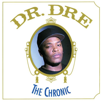 dr. dre first album - the chronic - hip hop album - the chronic album cover - dr dre the chronic