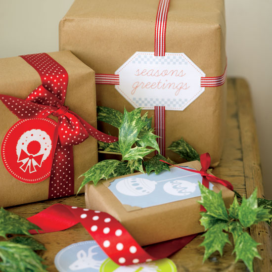 Home Christmas Decoration: 20 Creative Gift-wrapping Ideas for ...