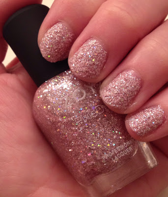 BeautyChickBests, top 10 best beauty products of 2014, Zoya Magical PixieDust Lux, nail polish, nails, manicure, nail varnish, nail lacquer