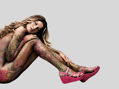 tatoo wallpaper. Nude Girl Wallpapers. and