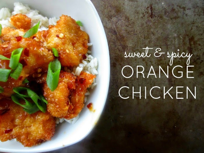 Sweet and Spicy Orange Chicken | Club Narwhal