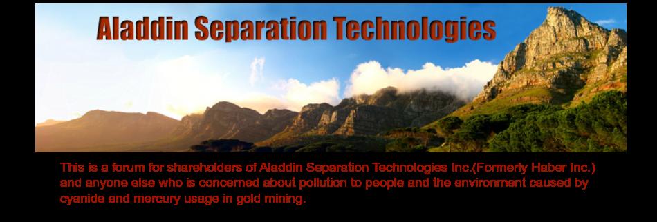 Aladdin Separation Technologies