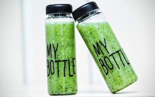 Perder peso con batidos verdes