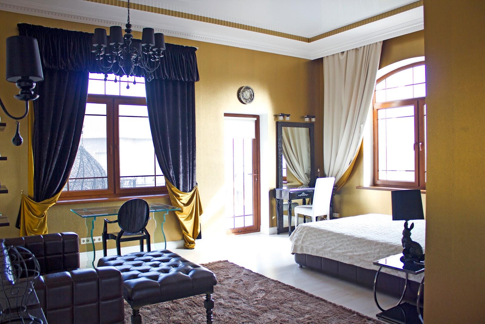 Svetlana Roma Design: Interior design by Svetlana Roma / Bedroom / New project / Inspired by LV