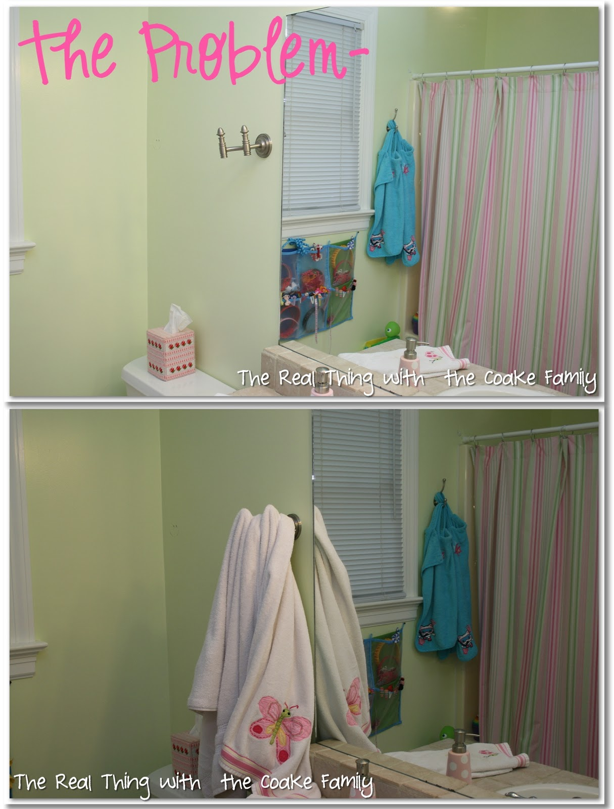 This DIY towel rack is so inexpensive and easy to make  It will look great. Bathroom Towel Rack  DIY