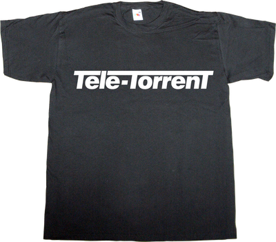 TV obsolete peer to peer p2p internet 2.0 t-shirt ephemeral-t-shirts