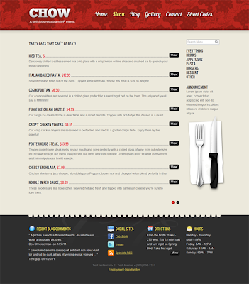 Chow2-Free-WordPress-Restaurant-Rheme