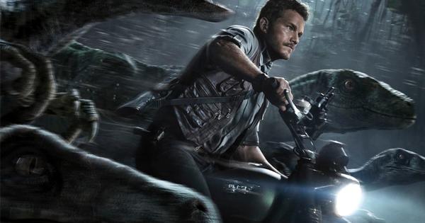 O novo trailer de Jurassic World é de ficar louco