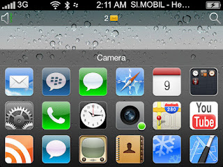 Theme HDV HedoneDesign B7i for BlackBerry