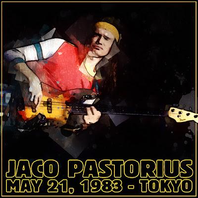 JACO PASTORIUS 1983-05-21 Tokyo