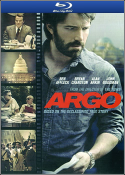 Argo BluRay 1080p FULLHD x264 - Dual Áudio