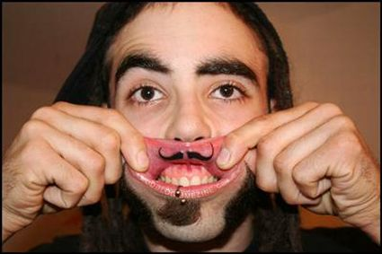 Tattooing is their life painfull inside lip tattooing for How much are lip tattoos