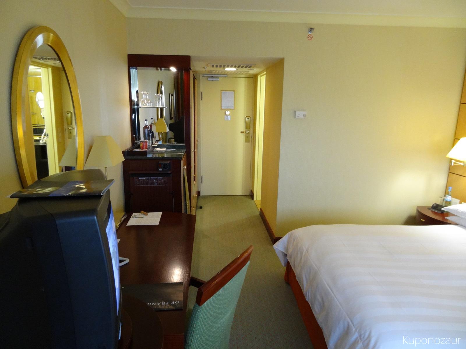 Hotel InterContinental Frankfurt pokój