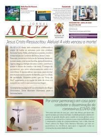 Jornal A Luz de abril