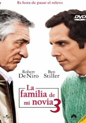 La Familia de mi Novia 3 (2010) DVDRip Latino