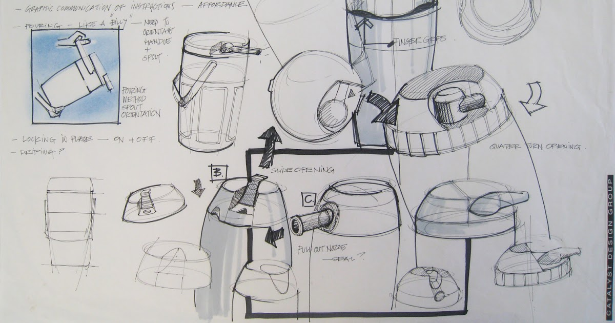 industrial design in victoria australia concept sketches