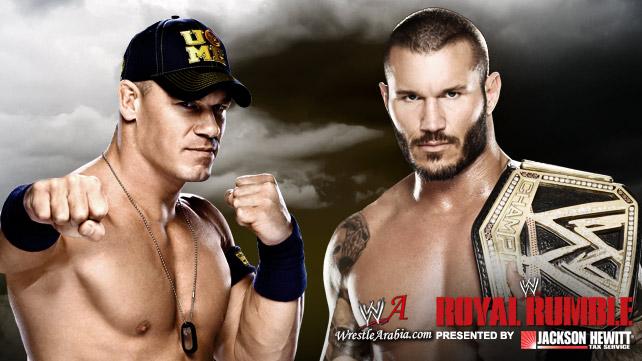 مباريات مصارعة مهرجان Royal Rumble2014 مواجهات مصارعة عرض الرويال رمبل 2014