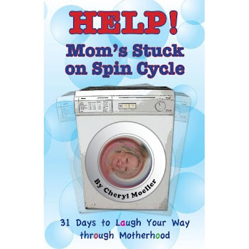 Help! Mom's Stuck on Spin Cycle (click on the picture of book to see details)