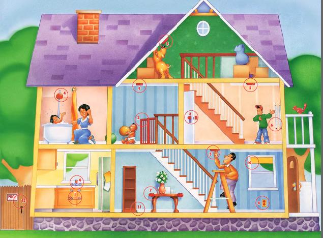 Childproofing your home - Seguridad en tu casa ...