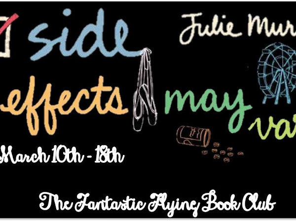 Blog Tour: Side Effects May Vary by Julie Murphy (My Thoughts and Author Q+A)