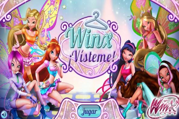 juego winx club:
