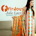 Firdous Julie Lace 2014 | Firdous Fashion Embroidered Eid Collection