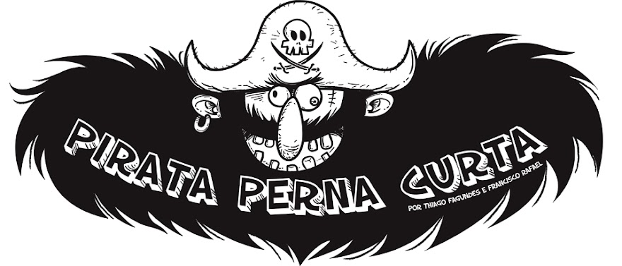 Pirata Perna Curta