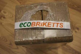 Brykiet drzewny Barlinek - ECOBRIKETTS