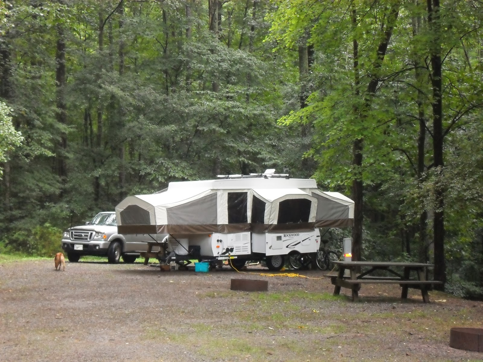 Retirement Journeys Tygart Lake State Park Wva Trip 3