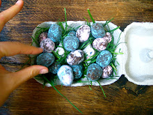 Sugar-free, vegan chocolate eggs!