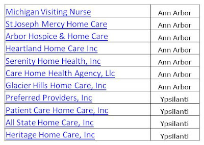 Where To Find Care Home Health Zip 48105