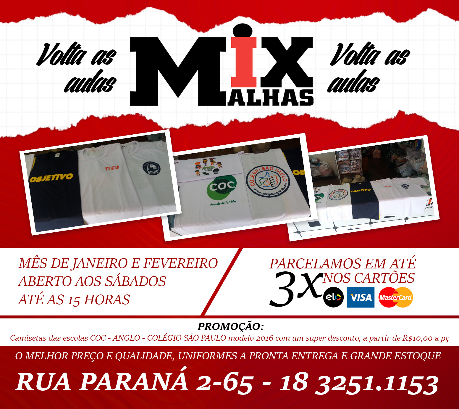 Mix Malha
