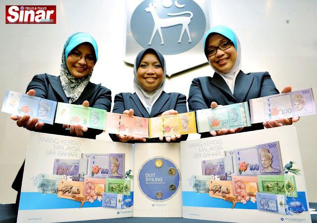 Kenapa Saya Tak Pernah Tahu Duit Kertas RM20 Pernah Ada?