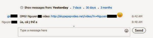 Phát Hiện Mã Độc Mới Phát Tán Trên Skype 1