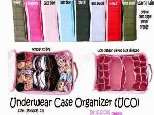 Box Tempat Pakaian Dalam Underwear Case Organizer UCO Murah Serta Manfaanya