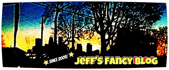 Jeff's Fancy Blog